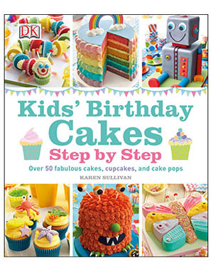 Step by Step Kid's Brithday Cakes