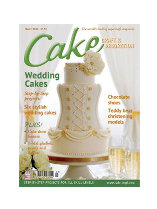 Cake Craft And Decoration Magazine Back Issues